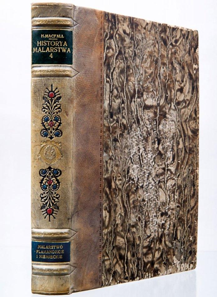 Гальдане Макфалл, Історія мистецтва