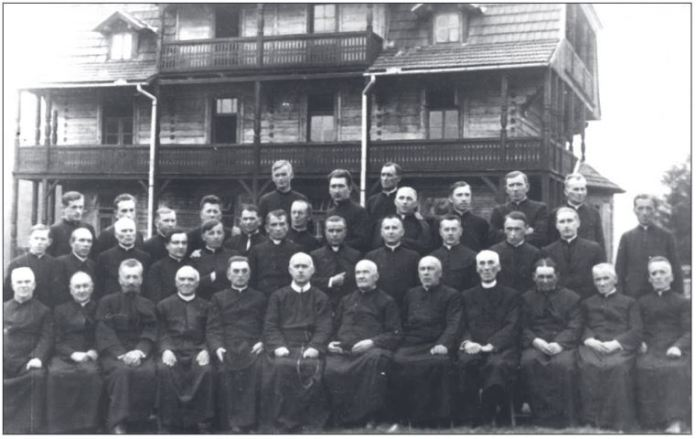 Реколекційний з'їзд священників 1933 року