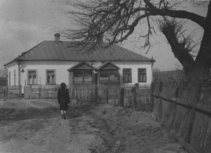 Будинок Дзіваків на вул. Шевченка, 1960-і рр