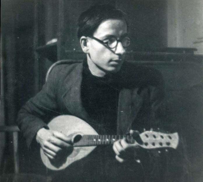 Карло Звіринський, фото 1940-их років