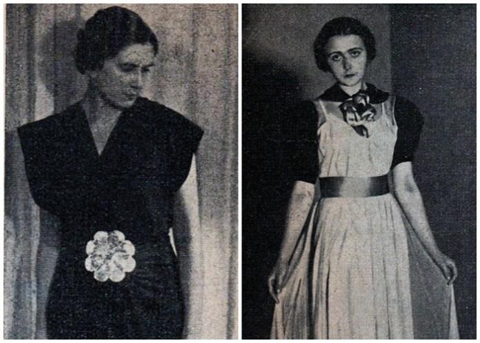 Дуже модне є все зроблене ручно, або стильні дрібниці зими 1937 року