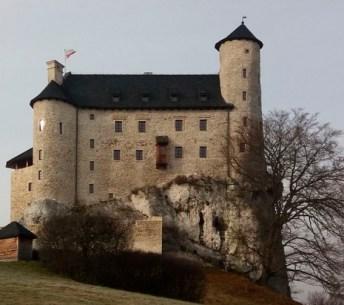 Замок в Боболіцах після реконструкції