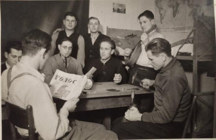 У полоні у бранців була можливість-читати українську пресу