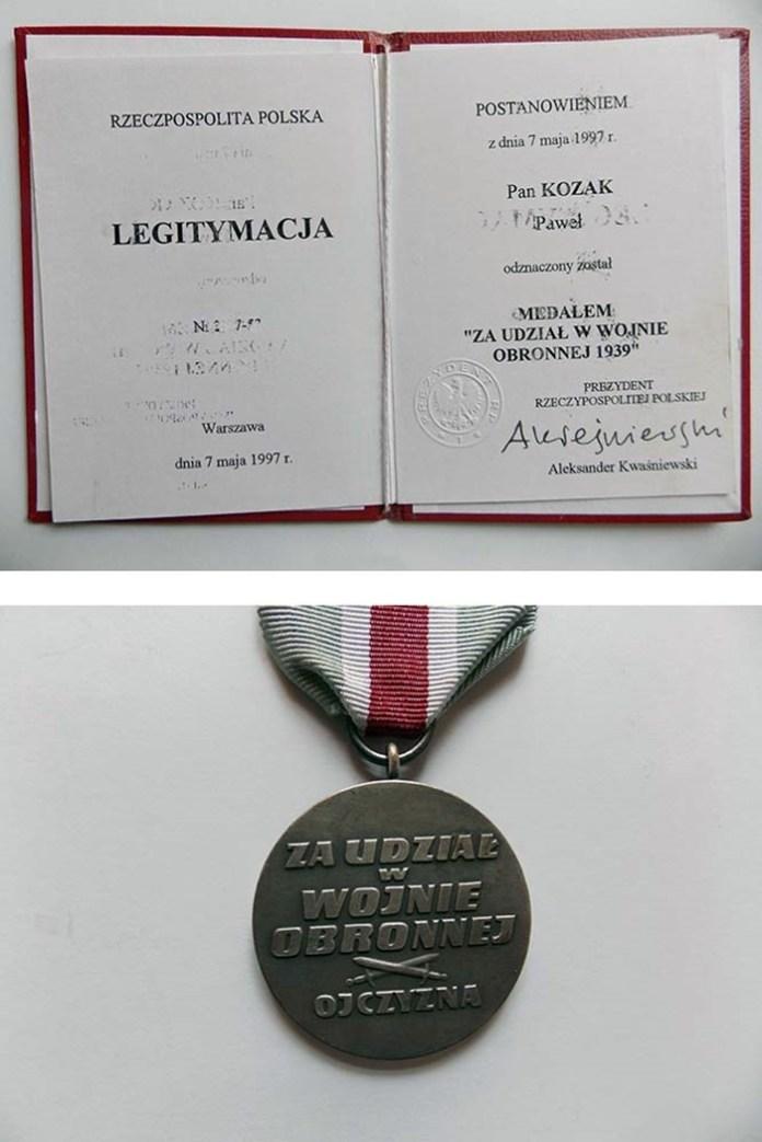 Висока нагорода Польщі для українського вояка-музиканта