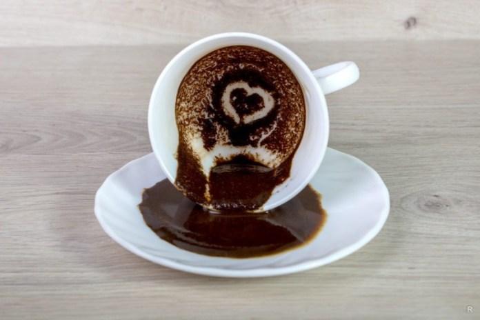 Серце на кавовій гущі