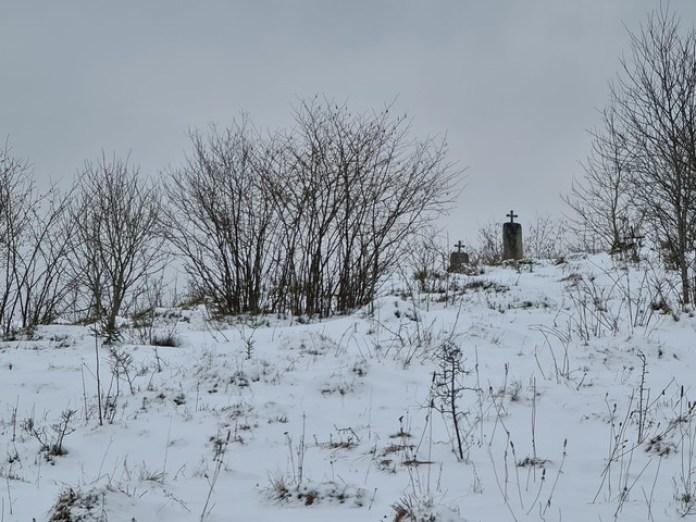 Старенький цвинтар