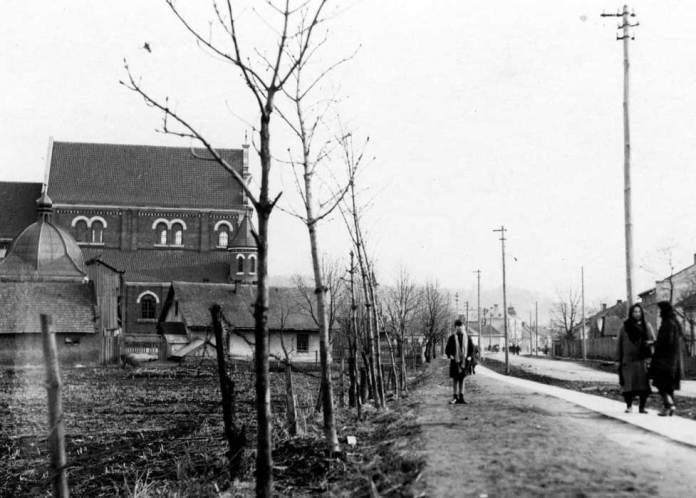 Костел св. Франциска Асизького, 1930-ті роки