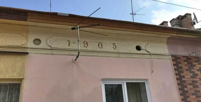 Будинок на вулиці Сінній. Автор Zommersteinhof