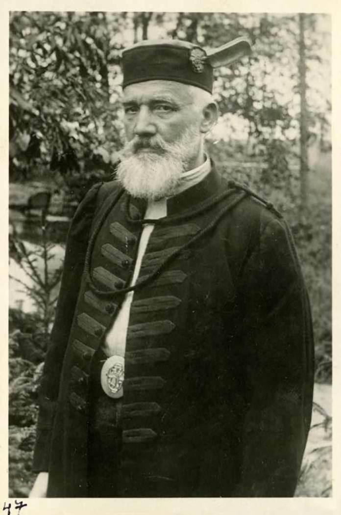 Василь Нагірний – засновник та перший голова українського гімнастичного товариства «Сокіл» у 1894–1900 рр.