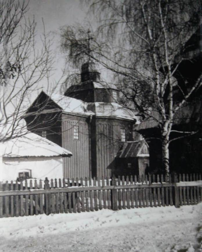 Свято-Успенська церква, 1940-і роки