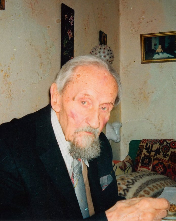 Б.К. Квашенко. 2003 р.