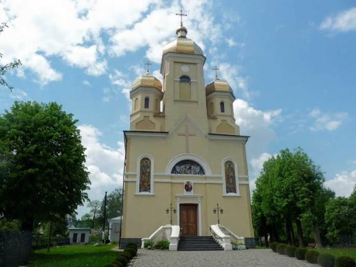Церква у Старому Самборі. Джерелоua.trip-impressions