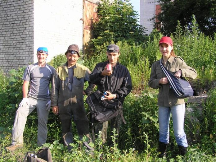 Мій перший спуск в Полтву в 2008 році