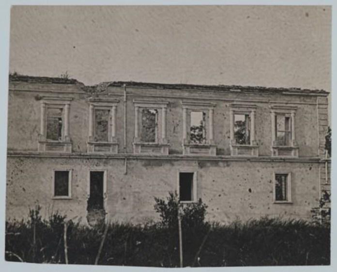 Замок в Мурованому, 1918 р.