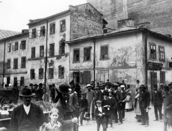Єврейська дільниця у Львові