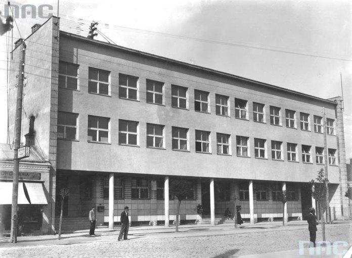 Головпоштамт Рівного, 1936 р.