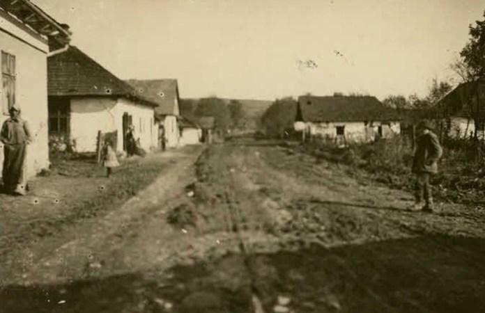 Село в Галичині