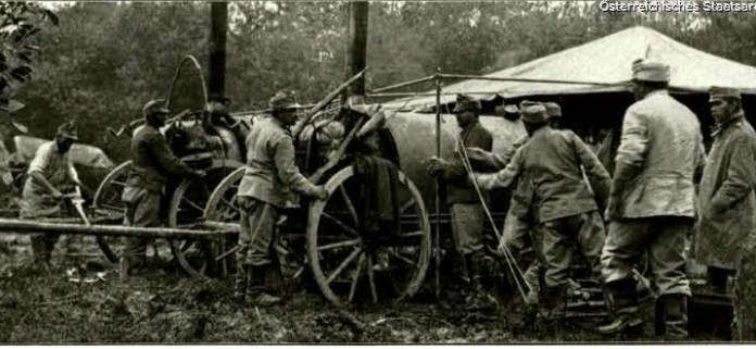 Військові австрійської армії, Галичина