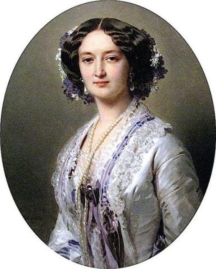 Кароліна Тереза Ходкевич (Валевська), невідомий художник