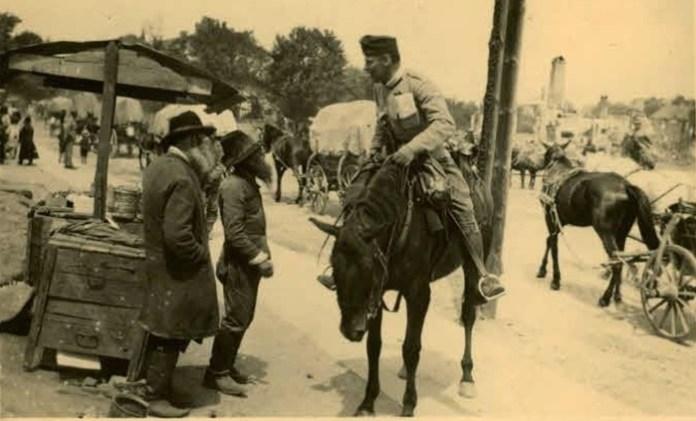 Великі Мости, 1914-1918 рр.