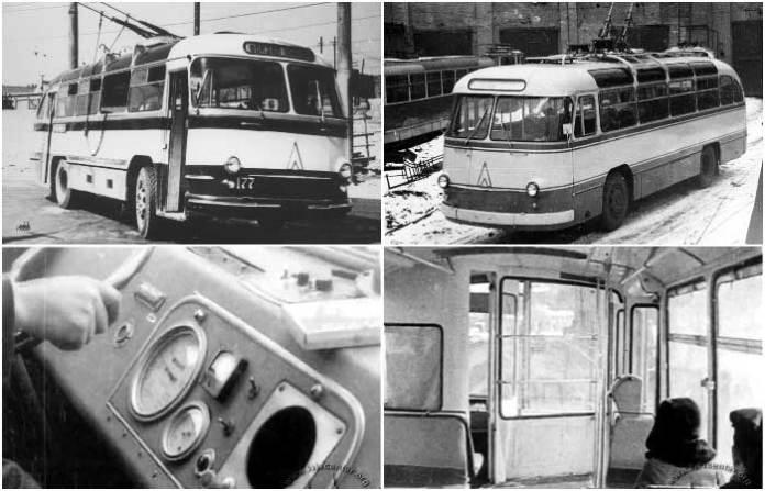 Львівські тролейбуси на вулицях рідного міста. Частина 1