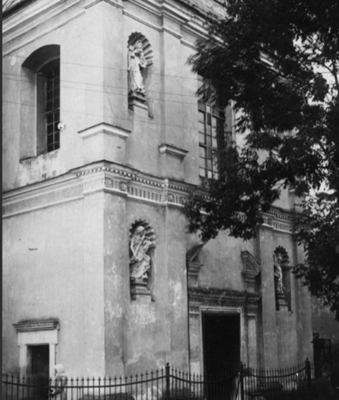 Костел домініканців у Белзі, 1920-30-ті рр.