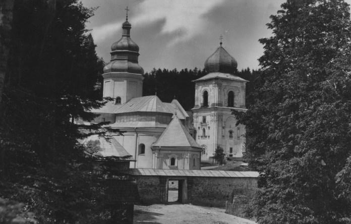 Церква отців василіанів. Добромиль, 1918-1939 рр.