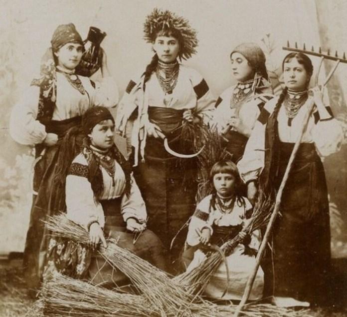Мешканці Галичини на світлинах 1890-х років. Фотограф Юрій Дуткевич
