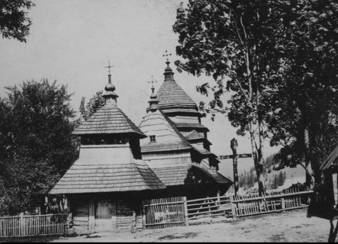 Церква в Труханові, 1910-ті рр.