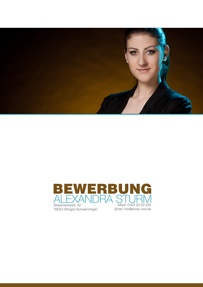 Bewerbung Archive  photo ONE