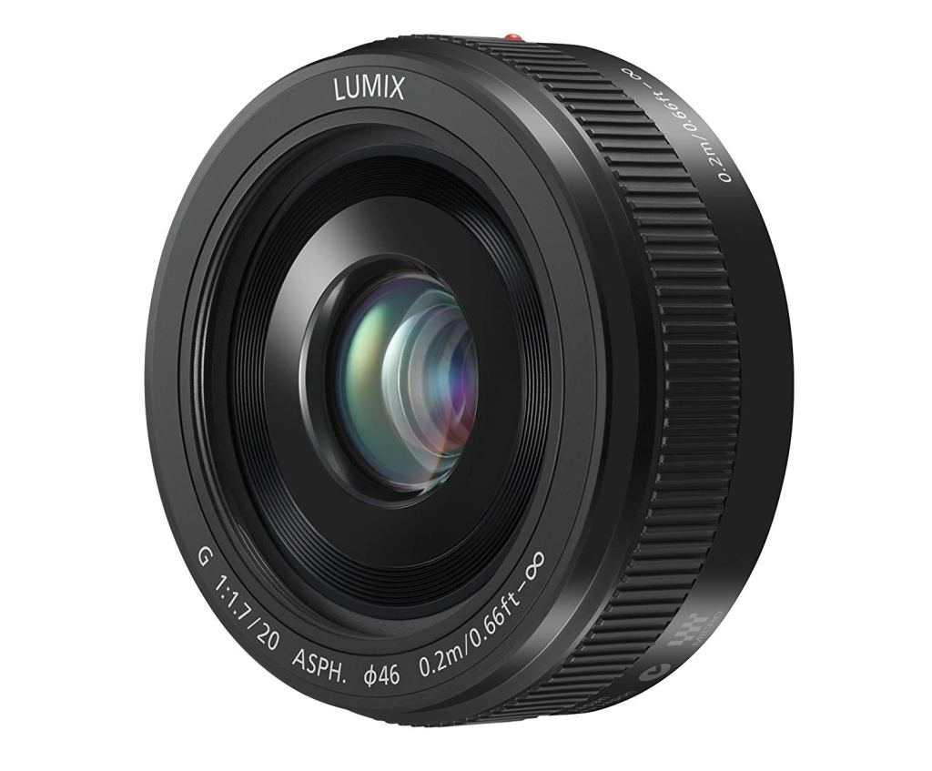 Panasonic Lumix G 20mm f/1.7