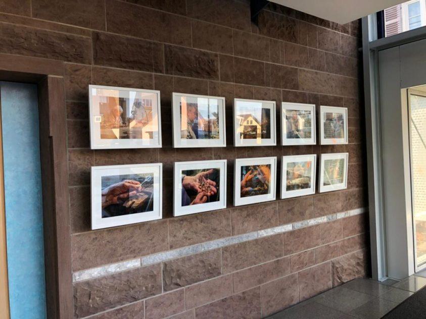 Fotoserie aus dem technischen Museum Pforzheim