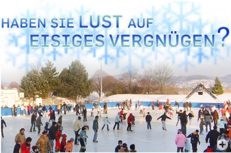 , Einladung zum Eislaufen 24.01.19
