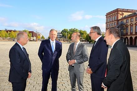 Fotos vom Festakt zum Tag der Deutschen Einheit