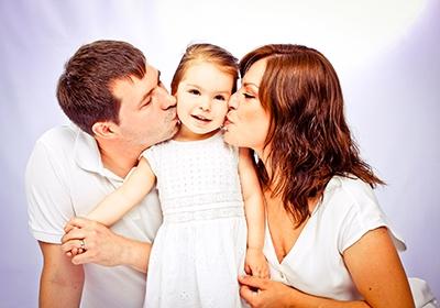 , Familienfotos die spass machen