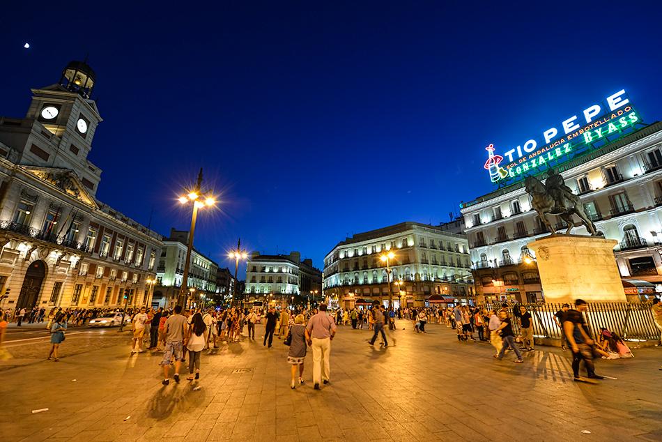 Plaza Sol