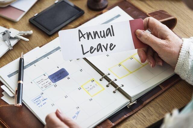 員工年底特休沒休完如何處理?這4點提醒讓雇主不受罰 - 518職場人蔘