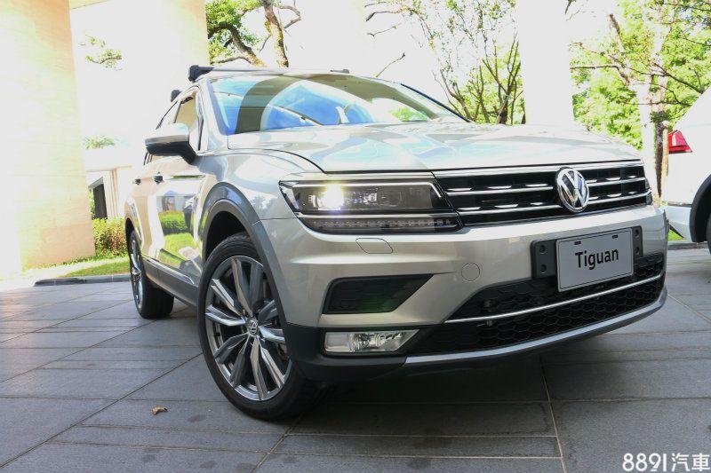 【圖】通殺!平民到高級 VW Tiguan車型編成介紹 - 試車文章 - 8891新車