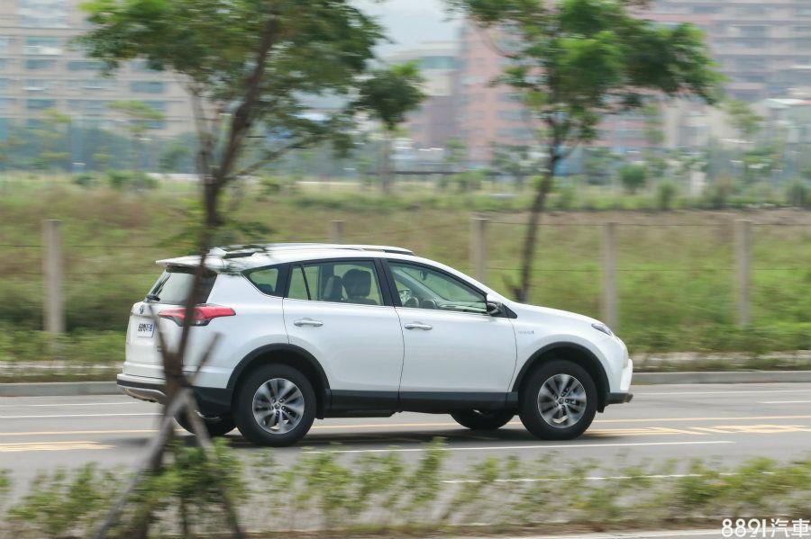 【圖】2017年式RAV4 Hybrid動態篇 國人所愛的豐田本色 - 試車文章 - 8891新車