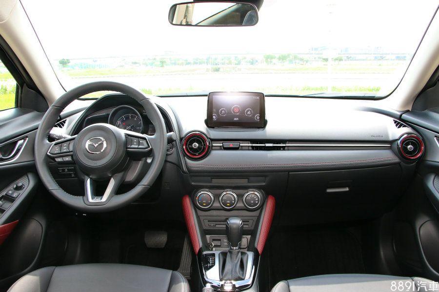 【圖】實用or型男?選五門Mazda 3還是CX-3? - 試車文章 - 8891新車