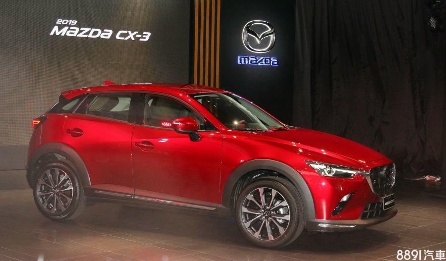 1.8升柴油進駐 Mazda歐規小改款CX-3亮相 - 8891新車
