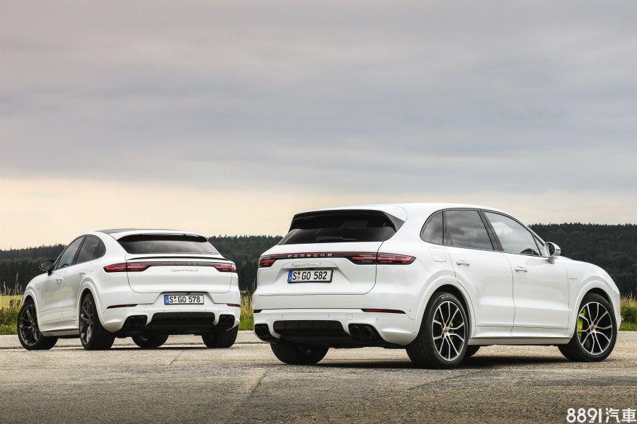 靠SUV發大財!Porsche休旅佔比2/3年銷量 - 8891新車