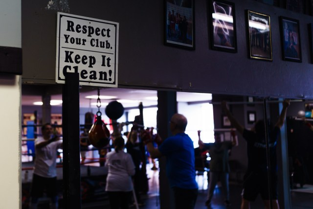 Respect your club