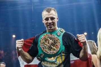 Briedis More Motivated With Two Titles at Stake With Glowacki - Boxing News