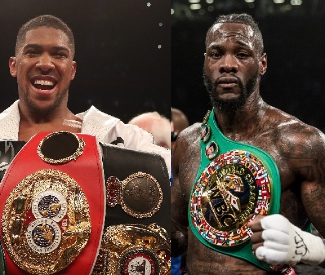 But The Brit Has Told The Wbc Champion That He Will Not Retire As No  Without Beating Him First Wilder   Kos Is Preparing To Face Joshuas