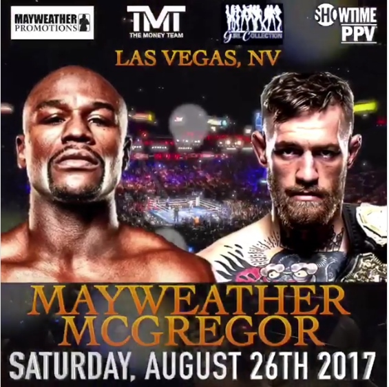 Image result for mayweather vs. mcgregor