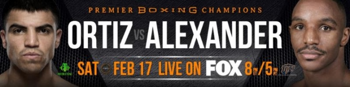Image result for alexander vs ortiz