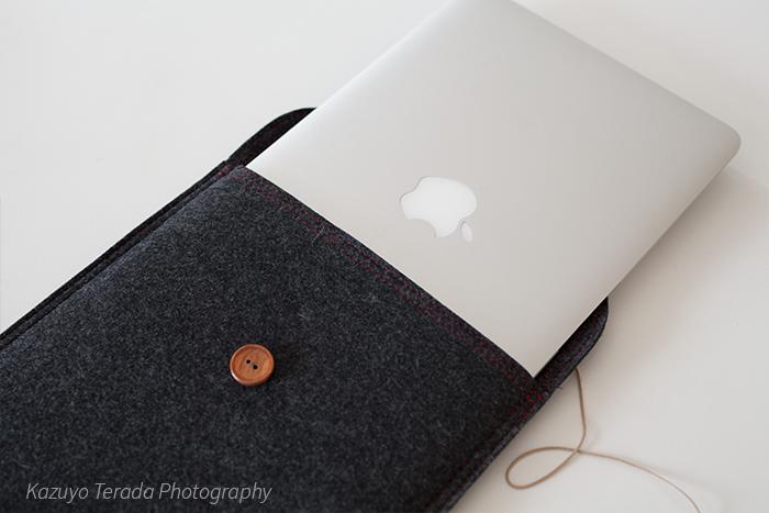 Macbookのケース