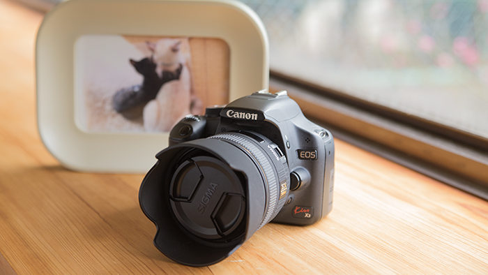 初心者の方にお勧めしているカメラ