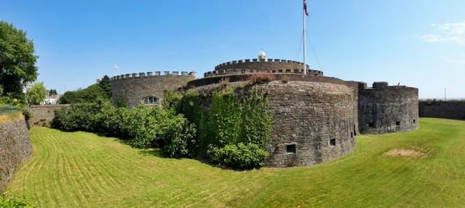 Deal Castle, Kent, England